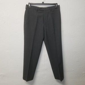 LRL Total Comfort Wool Gray Pants 32x30